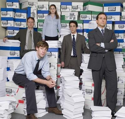 The Office podría tener spin off - The Office podría tener spin off