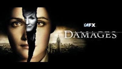 Damages renovada por dos temporadas - Damages renovada por dos temporadas