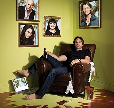 La nueva temporada de Californication se podrá ver en FOX - La nueva temporada de Californication se podrá ver en FOX