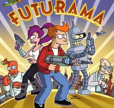 Futurama regresa - Futurama regresa