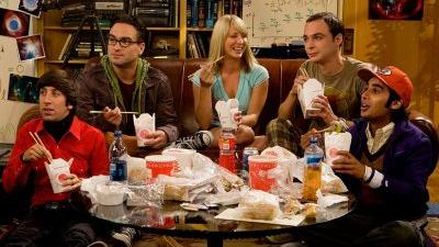La 2ª Temporada de The Big Bang Theory en TNT - La 2ª Temporada de The Big Bang Theory en TNT