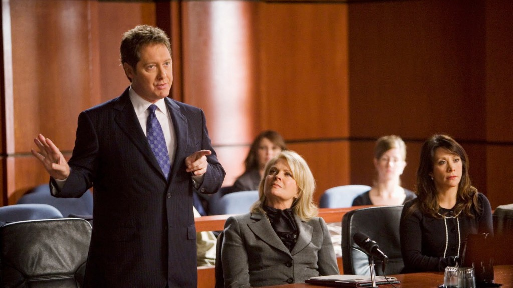 Boston Legal - Capítulos de la 3ª temporada - Boston Legal - Capítulos de la 3ª temporada