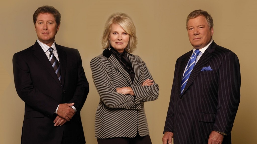 Boston Legal - Capítulos de la 1ª temporada - Boston Legal - Capítulos de la 1ª temporada