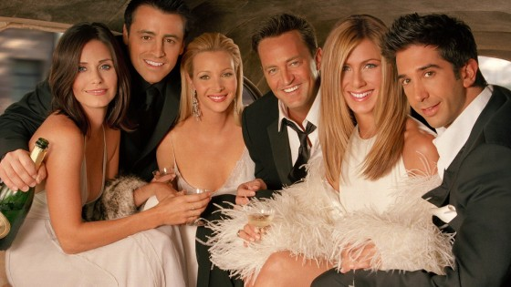 Friends - Capítulos de la 8ª temporada