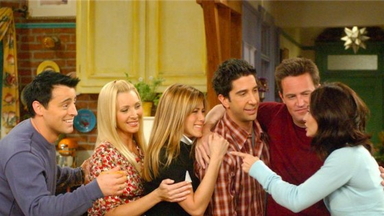 Friends - Capítulos de la 2ª temporada
