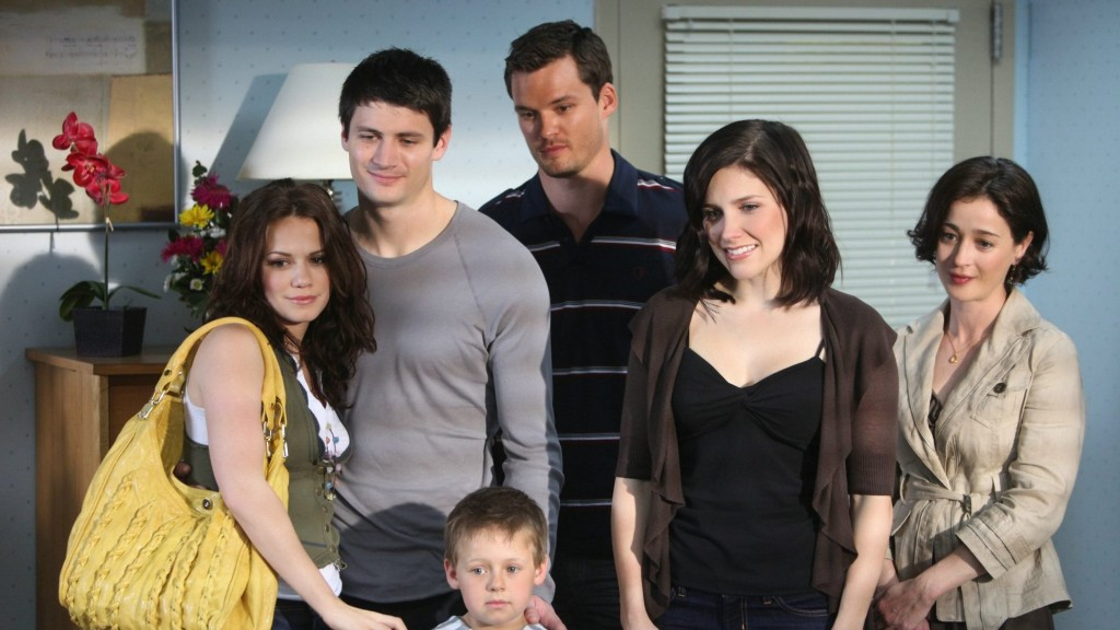 One Tree Hill - Capítulos de la 1ª temporada - One Tree Hill - Capítulos de la 1ª temporada