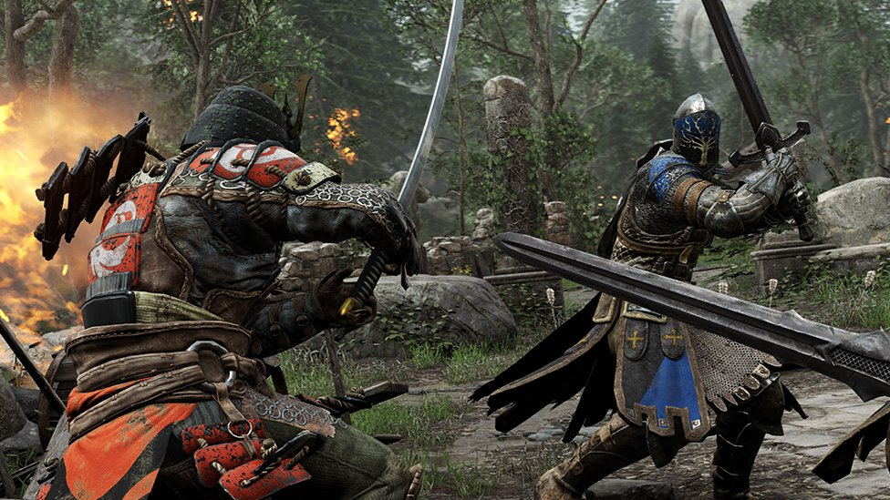 For Honor - For Honor pierde tres cuartas partes de sus jugadores en PC