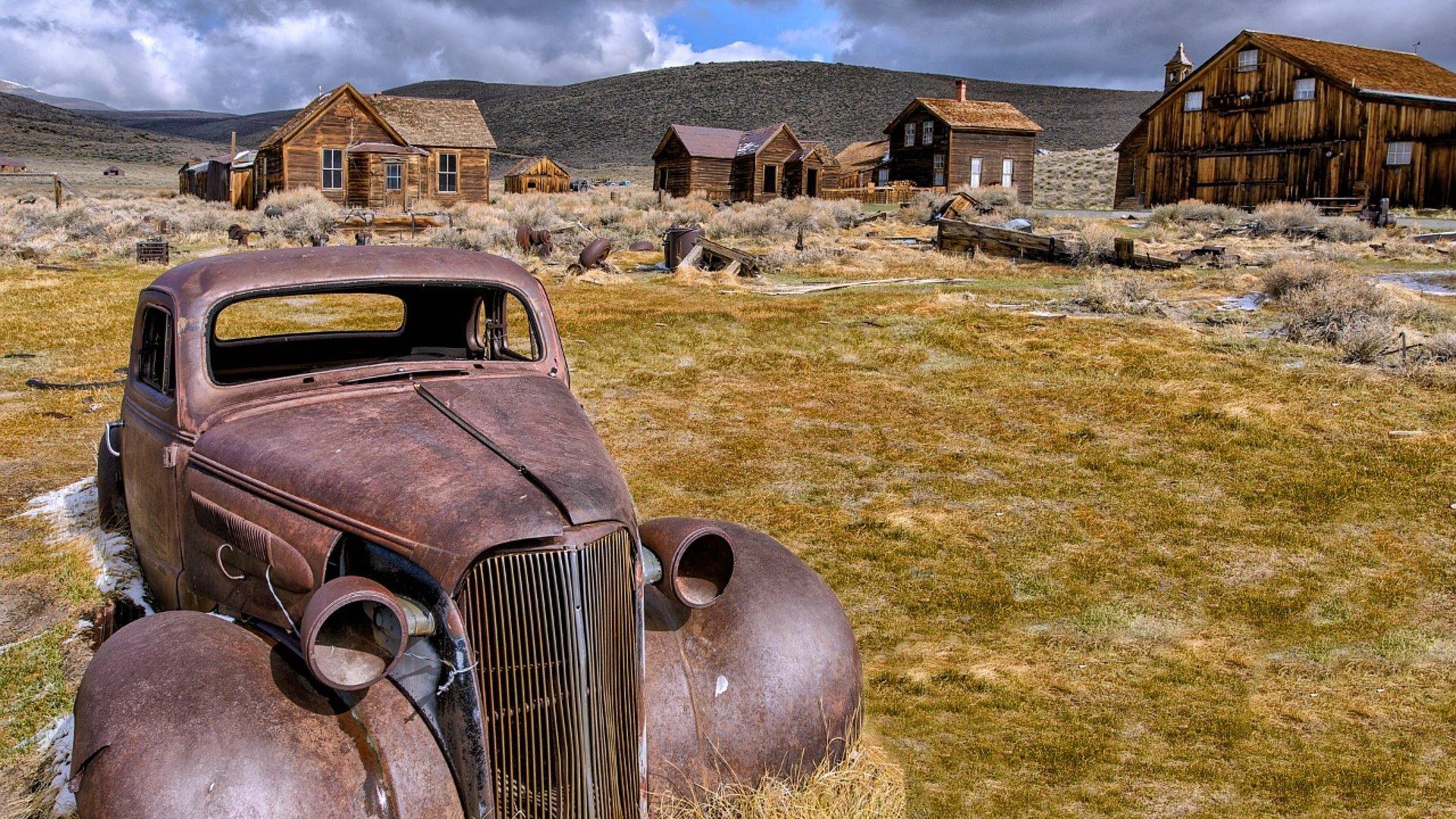 Bodie, un pueblo del oeste americano detenido en el tiempo - RebelCry