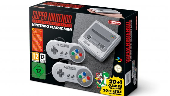 Super Nintendo Classic Mini - Reservar Super Nintendo Classic Mini no es posible todavía