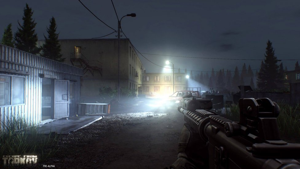 Escape from Tarkov - Escape from Tarkov comenzará su beta cerrada en julio