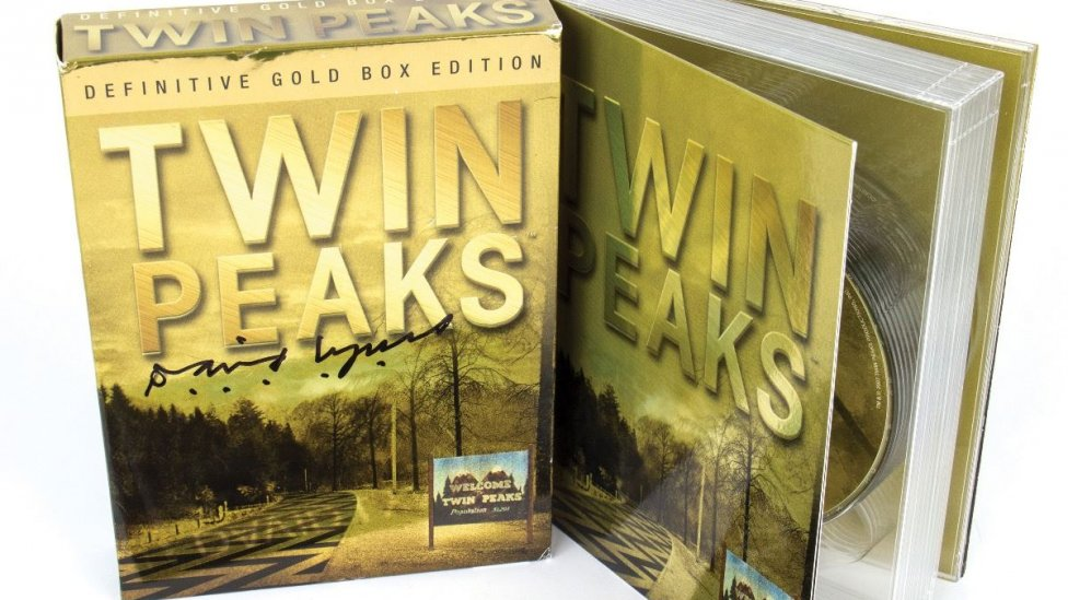 Twin Peaks Gold Pack - Análisis DVD: Twin Peaks, Edición Gold Box Definitiva