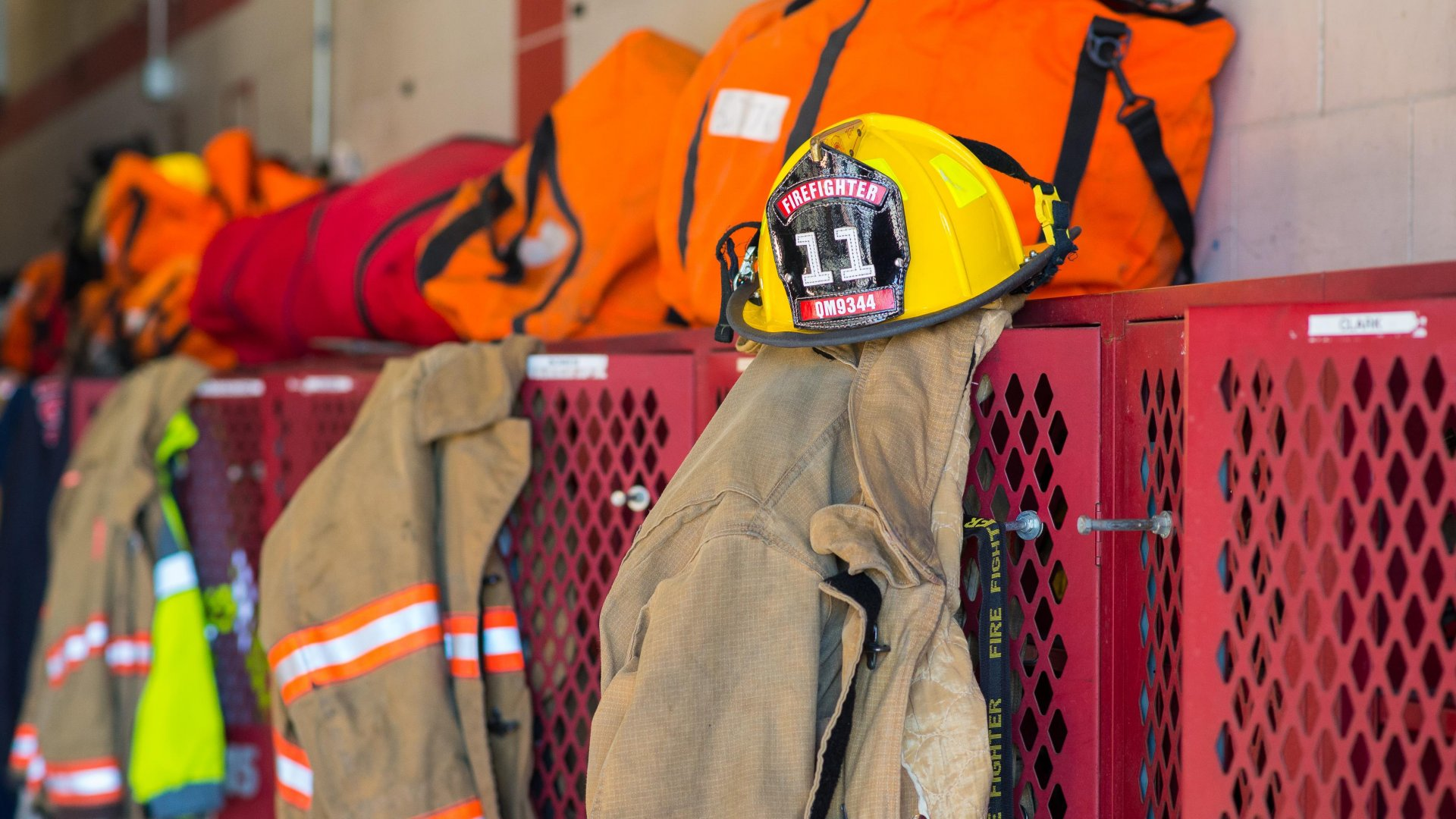 Vets Can Make A Difference Through Volunteer Firefighting