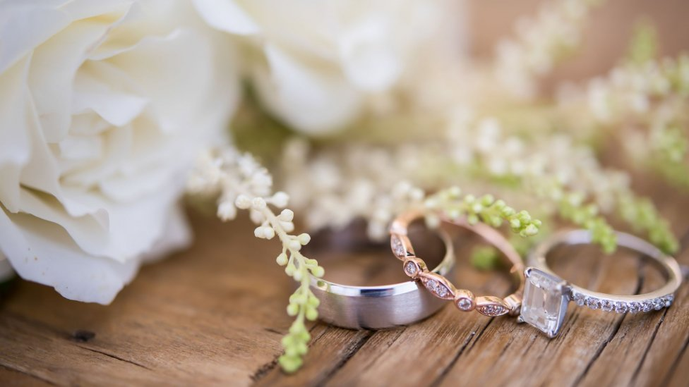 Wedding rings - 5 Tips for Perfect Wedding Photos