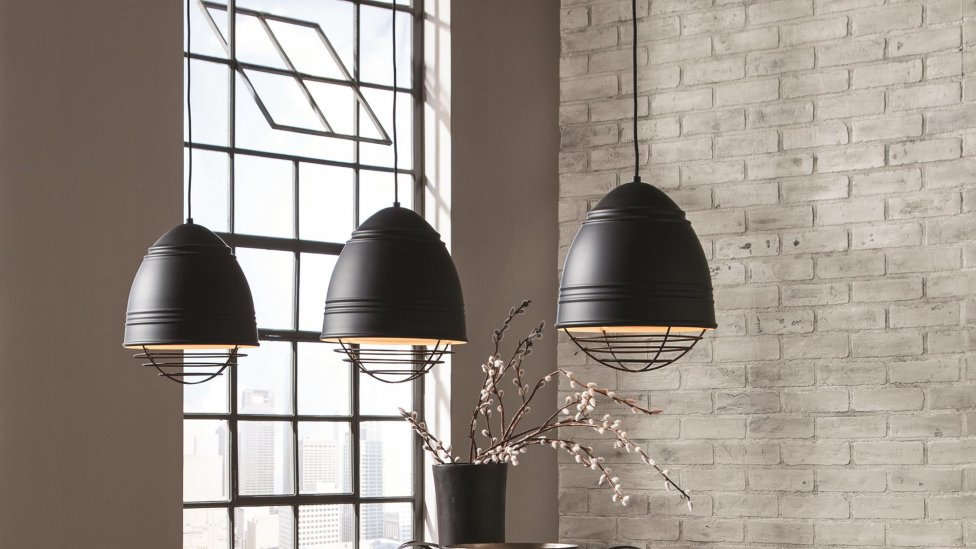 Black is the New Black for Stylish Lighting - Black is the New Black for Stylish Lighting