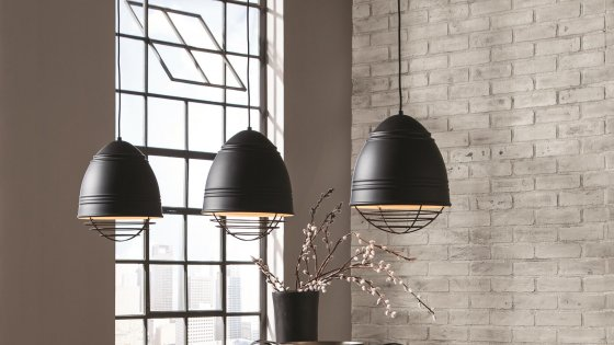 Black is the New Black for Stylish Lighting