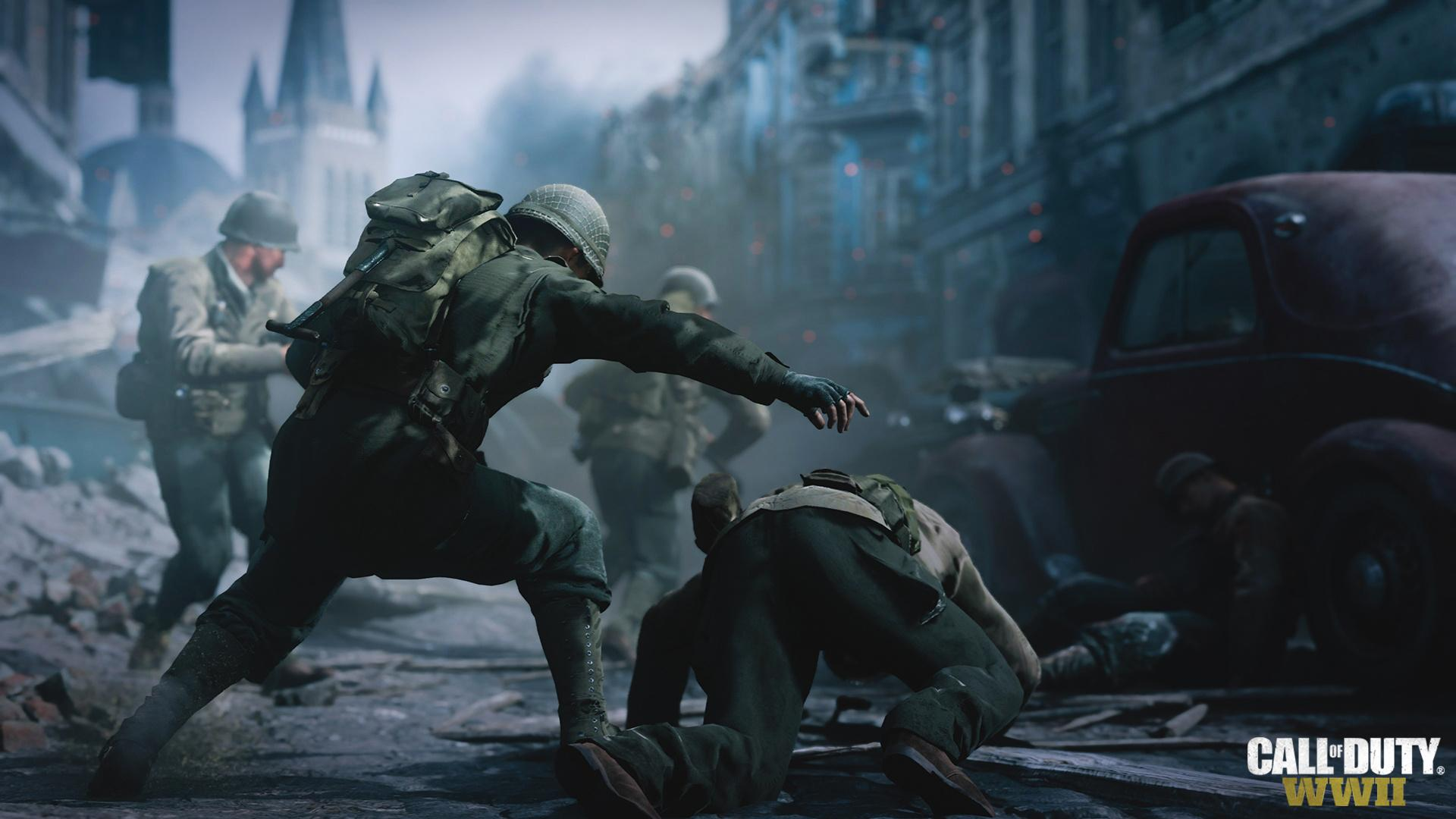 Call of Duty World War II