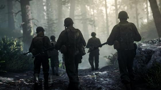 Call of Duty World War II - Análisis de la beta de Call of Duty: World War II
