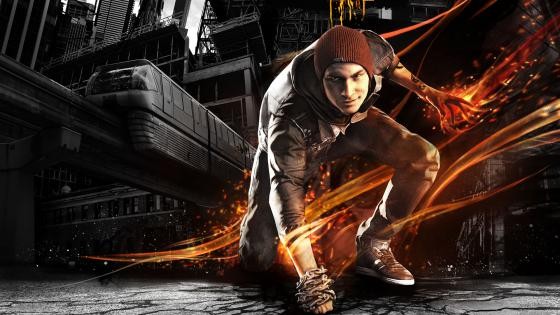 inFAMOUS: Second Son posible juego de Playstation Plus en Septiembre - Posible filtración de inFAMOUS y Child of Light para Playstation Plus en septiembre