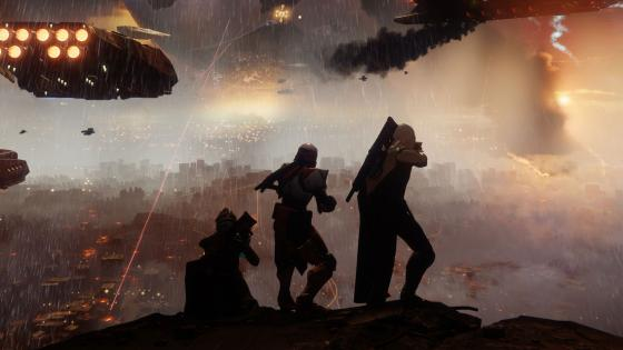 Disponible la beta de Destiny 2 en PC - La beta abierta de Destiny 2 ya está disponible en PC