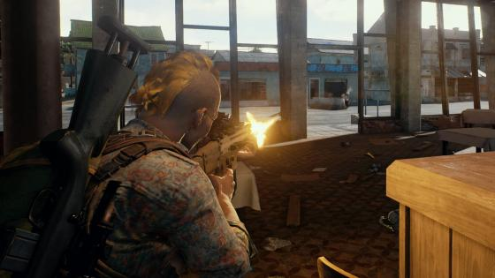 Una imagen de Player Unknown BattleGrounds - Se tomarán medidas contra los AFK de Player Unknown's BattleGrounds