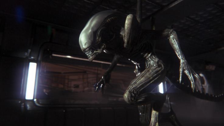 A picture from Alien Isolation: Possible game in PS Plus October 2017