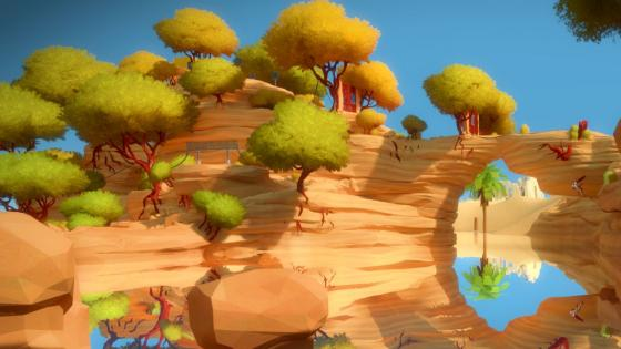 The Witness está ya disponible para iPhone y iPad