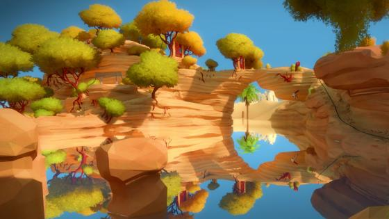 The Witness available on iPhone and iPad for $9,99