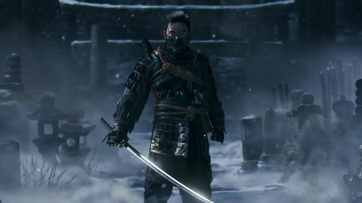 Ghost of Tsushima es lo nuevo de Sucker Punch en exclusiva para PS4