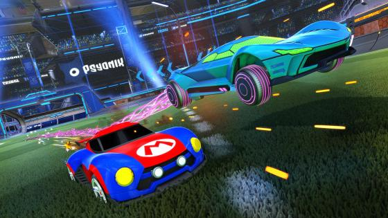 Rocket League estará disponible en Nintendo Switch - Rocket League llegará a Nintendo Switch en Noviembre
