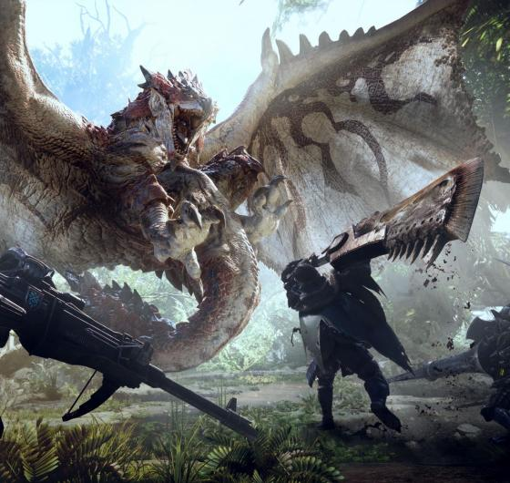 Monster Hunter World se lanzará en enero de 2018 - Detalles de la beta de Monster Hunter: World en Playstation 4