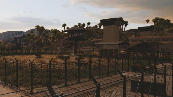 Nuevas imágenes de PlayerUnknown Battlegrounds en su mapa desertico - New PUBG map will be presented in the Game Awards