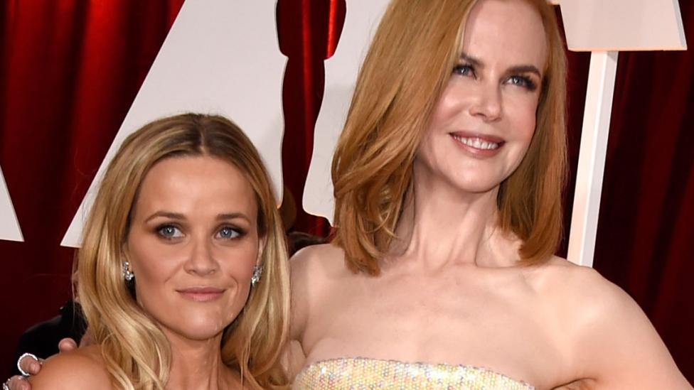 Nicole Kidman y Reese Witherspon - Nominaciones de los Globos de Oro 2018: Big Little Lies la gran favorita