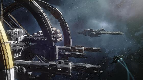 Star Citizen demandada por Crytek