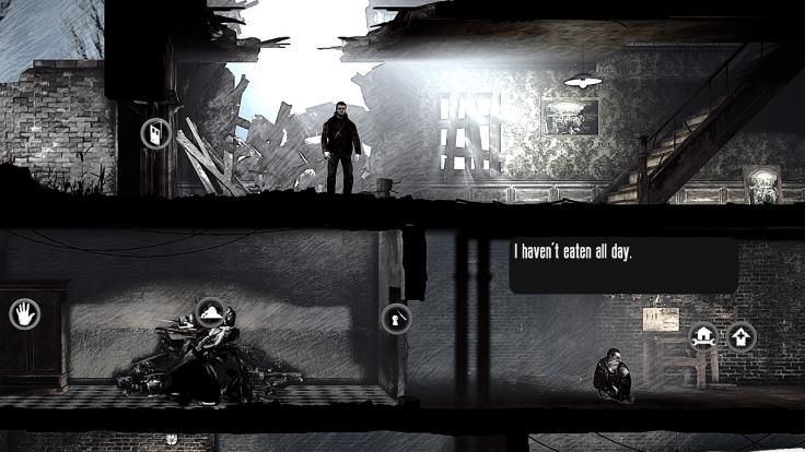 Una imagen de This War of Mine