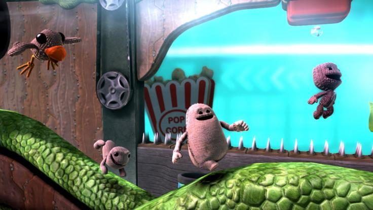 Una imagen de Little Big Planet 3