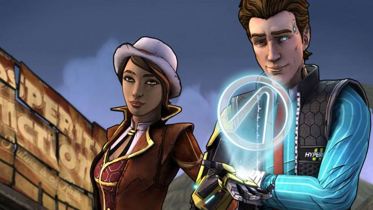 Los protagonistas de Tales of Borderlands