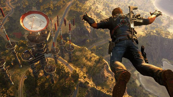 Just Cause 3, acción a raudales