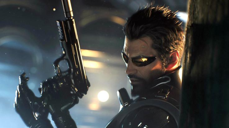 Deus Ex Mankind Divided possible PS4 game in PS Plus January 2018