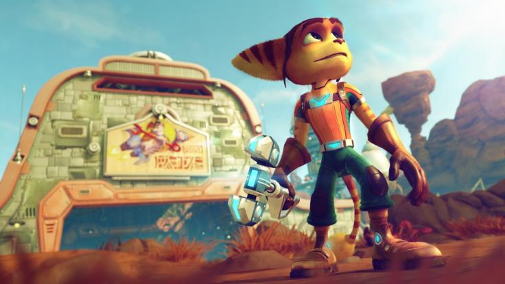 Ratchet and Clank, disponible en PS4