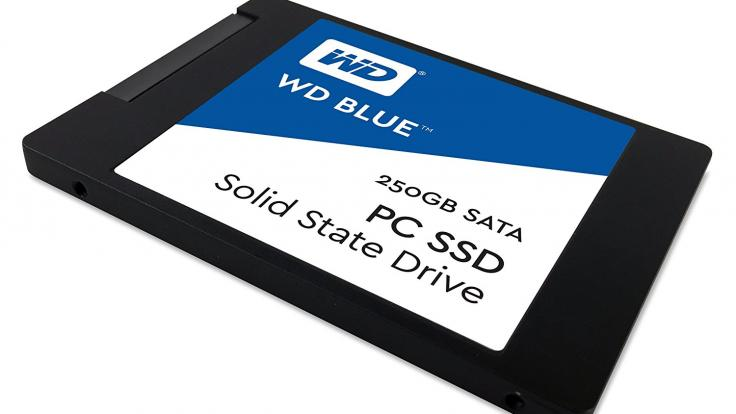 Western Digital WD Blue SSD