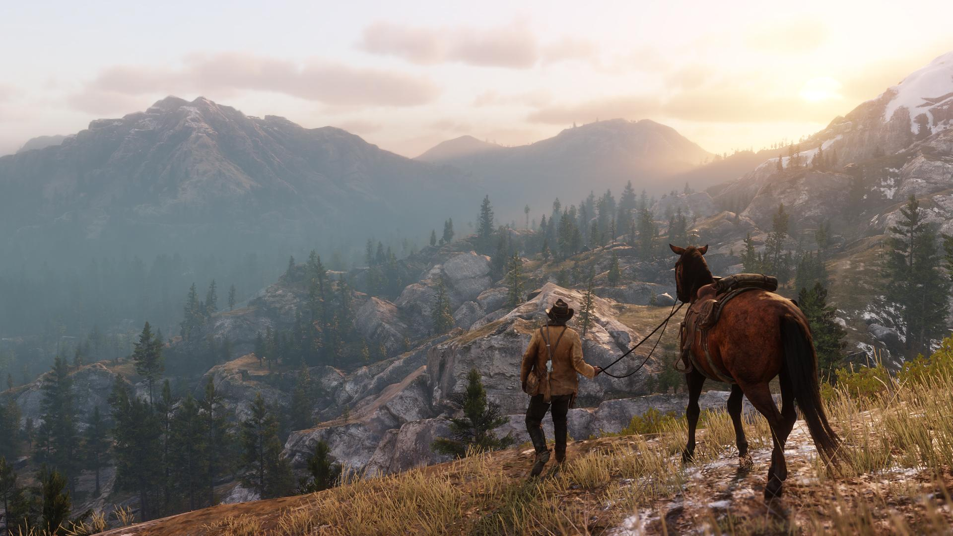 Detalles de Red Dead Redemption 2