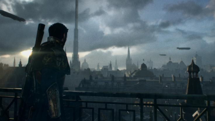 A great image from The Order 1886