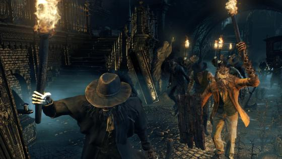 Bloodborne regresará al modo cooperativo gracias a Playstation Plus