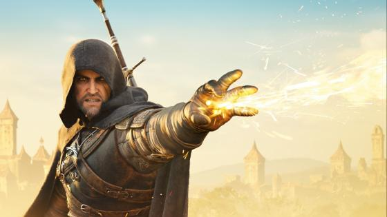 Geralt de Rivia en The Witcher III - CD Projekt Red no afrontará desarrollar The Witcher 4