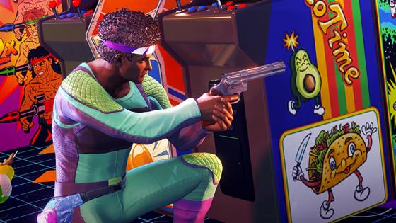 Radical Heights, el shooter gratuito de Boss Key - Cliff Bleszinski lo volverá a intentar con Radical Heights