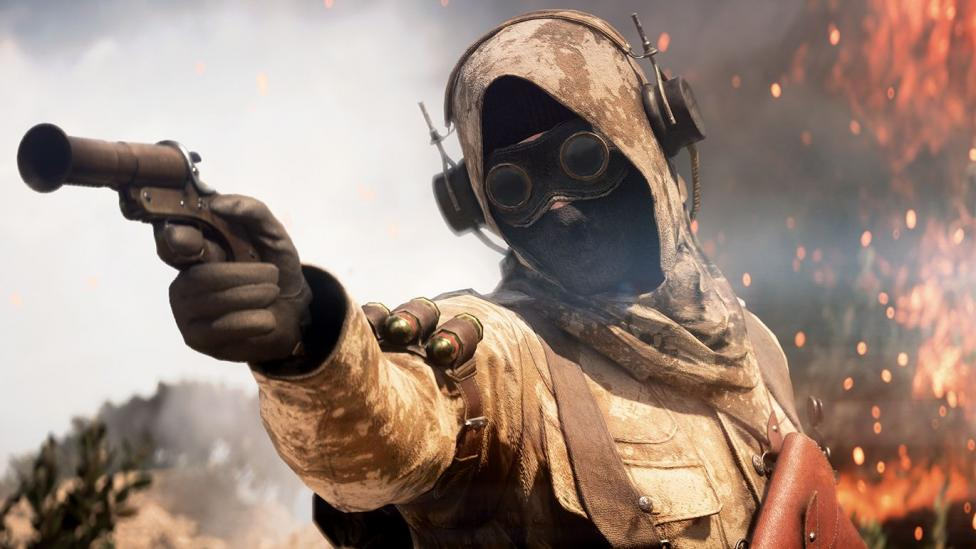 El modo incursiones de Battlefield 1 en Playstation Network y Xbox One - Incursiones, de Battlefield 1, aparece en las tiendas de PS4 y Xbox One
