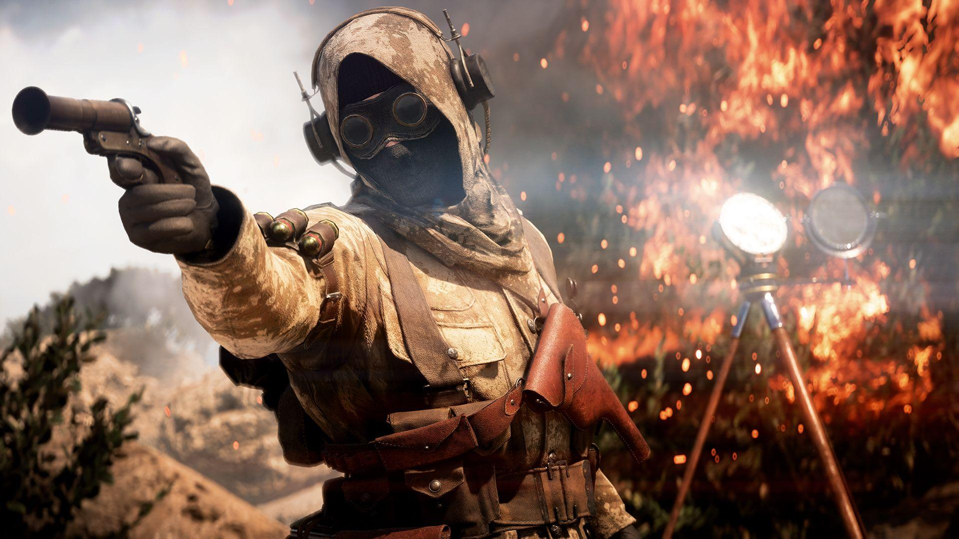 El modo incursiones de Battlefield 1 en Playstation Network y Xbox One