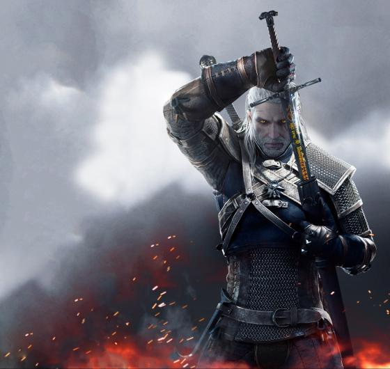 Geralt de Rivia en The Witcher III - The Witcher III recibe un nuevo parche en PS4