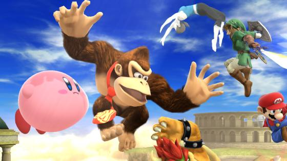 Super Smash Bros para Switch - Super Smash Brosh estará presente en el E3 2018