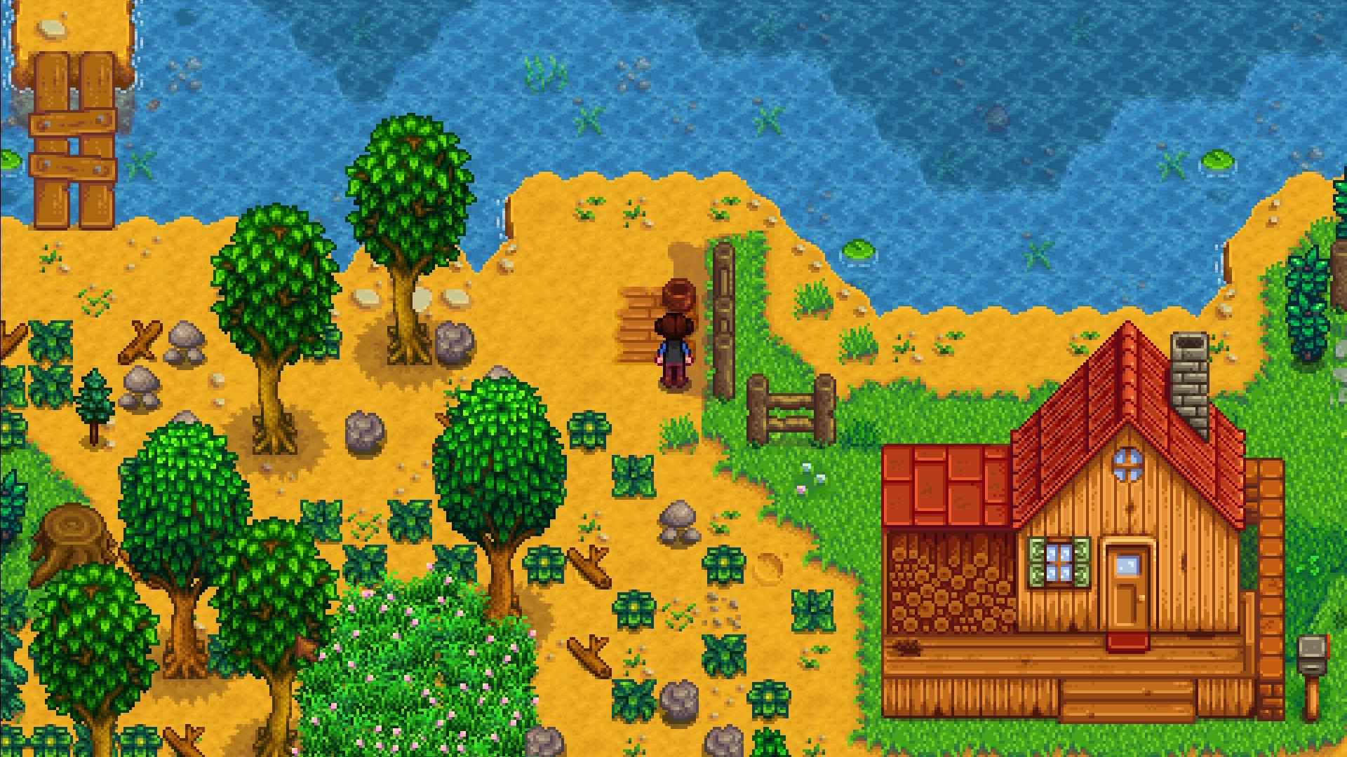 Stardew Valley presente en Playstation Vita